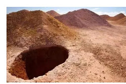 Inside This Hole Is Church And Hotel You Will Like To Visit