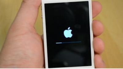 Cara Mereset iPhone ke Setelan Pabrik dari XS kebawah