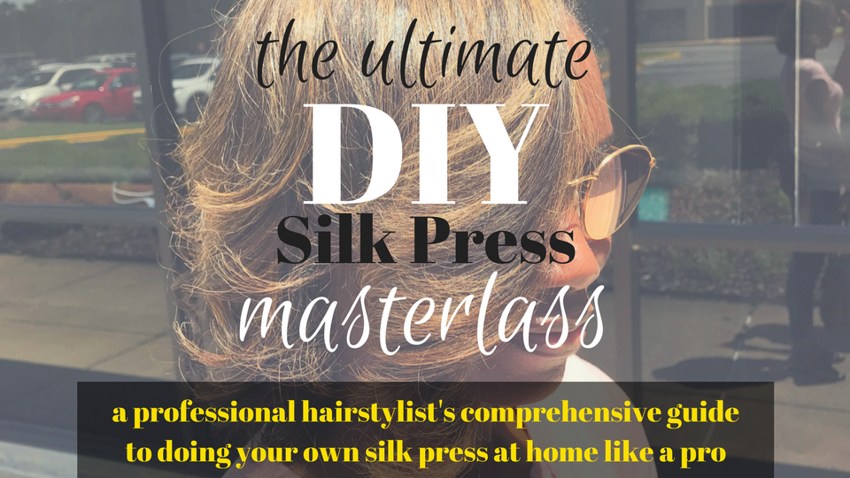 Get The Perfect Silk Press In 7 Easy Steps Latoya Jones