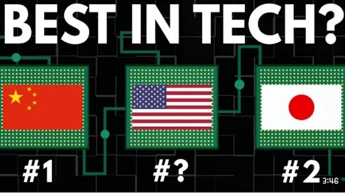 Which is Best In Tech?