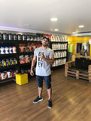 Daniel Cohen na loja