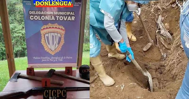 Asesinó a su compañero de trabajo con un hacha en una finca de Aragua