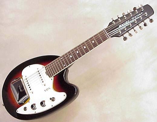 the unique guitar blog vox mando guitar. Black Bedroom Furniture Sets. Home Design Ideas