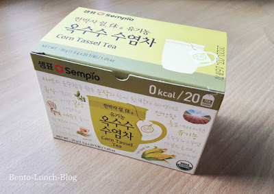 Corn Tassel Tea / Maisbarttee von Sempio