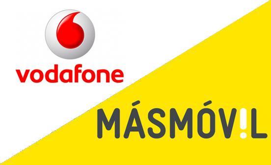 Vodafone y MásMóvil compartiran su red de fibra en 2 millones de hogares