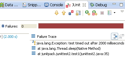 Software testing tutorials and automation: Example Of Junit