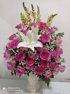 Bunga Meja Murah