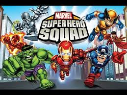 Download Marvel Super Hero Squad Game PSP for Android - www.pollogames.com