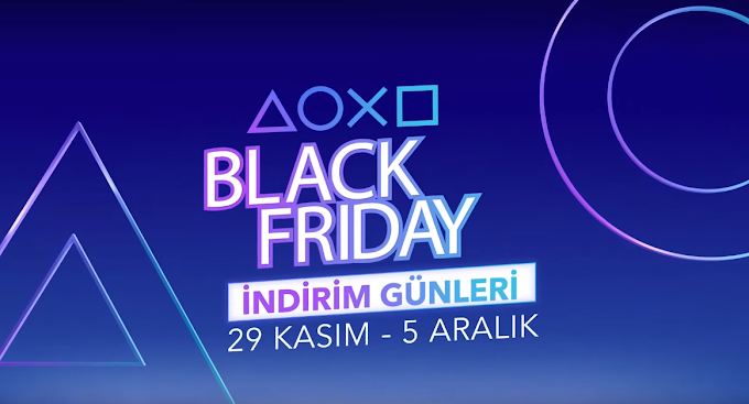 PlayStation Black Friday İndirim Günleri Başlıyor!