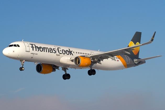 THOMAS COOK AIRLINES ANNOUNCES LONDON &  MARRAKECH