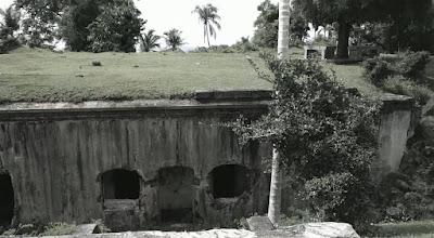 Benteng Metio Cot Ba'u Sabang