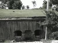 Situs Peninggalan Jepang Benteng Metio Cot Ba'u Di Sabang
