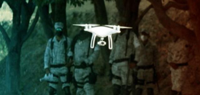 Así como ellos lo hacen Los Pulido se la regresaron a El CJNG atacándolos con drones
