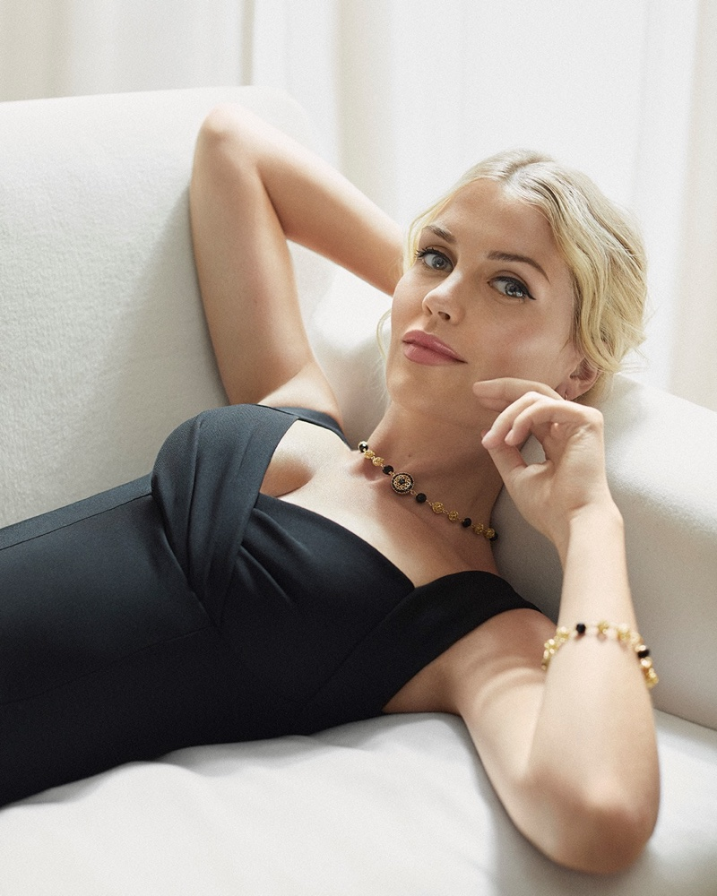 Kitty Spencer is the new global brand ambassador for Dolce & Gabbana.