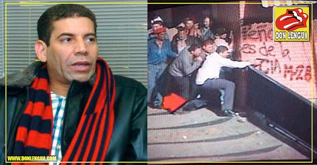 Niegan asilo en España a Richard Peñalver, pistolero del Puente Llaguno