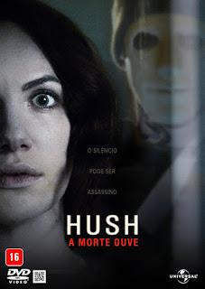 Hush: A Morte Ouve - HDRip Dual Áudio