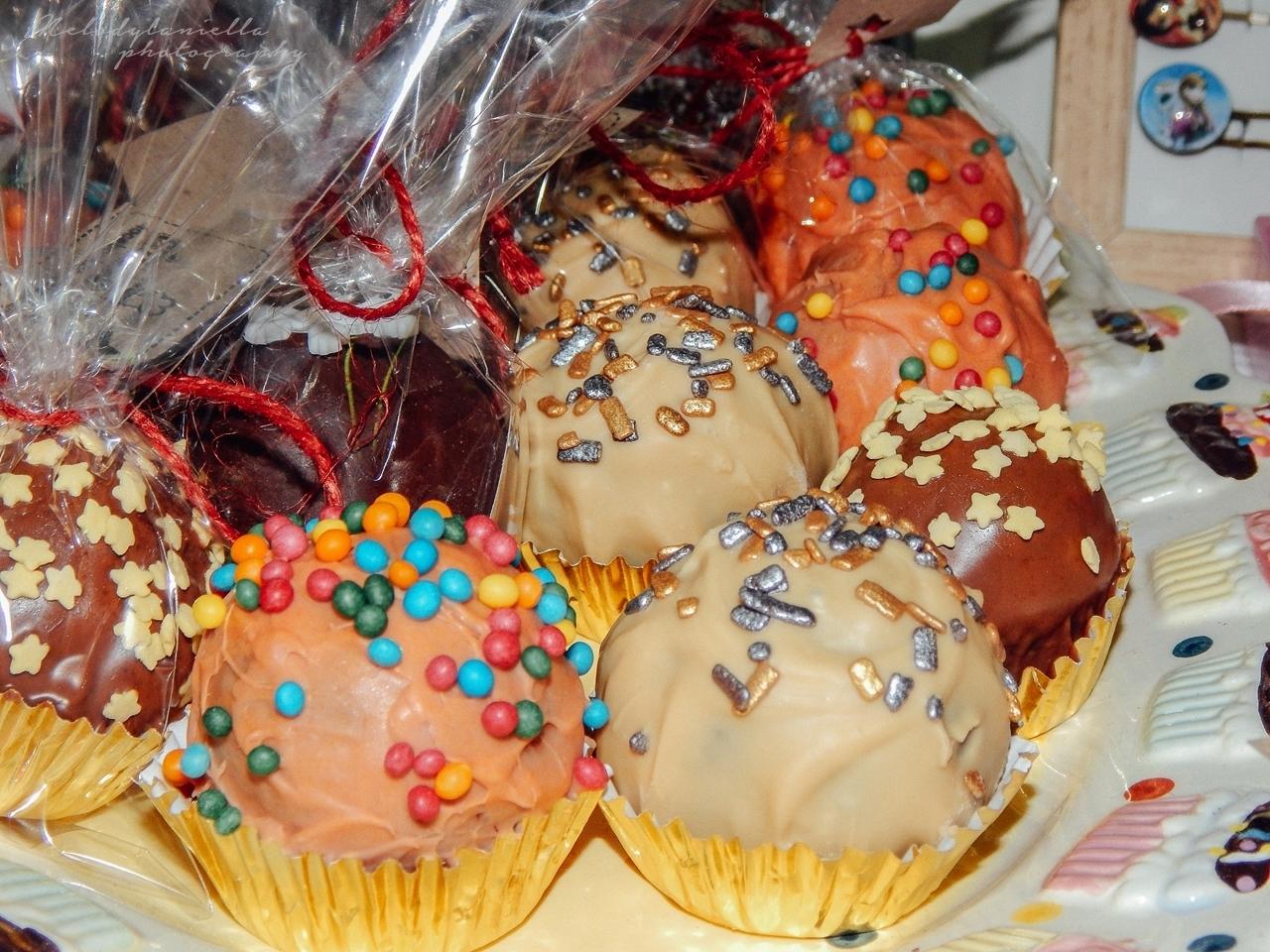 Boże Narodzenie świąteczne babeczki wypieki pomysły muffins
