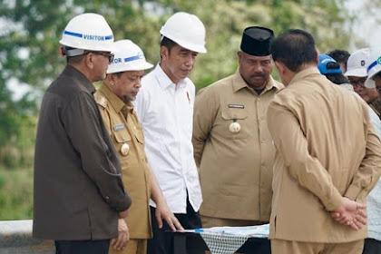 Jokowi 'Jual' Aset Negara di Thamrin Cs Rp 150 T, Buat Apa?