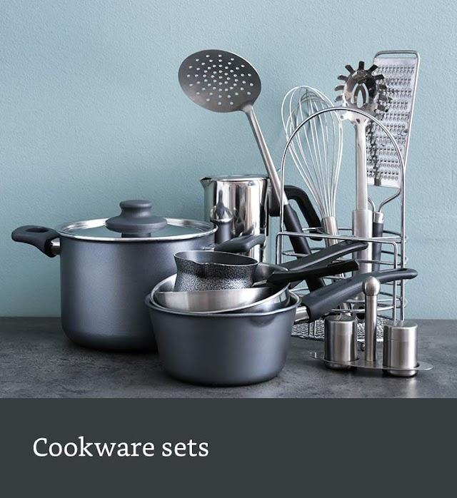 Kitchen & Dining Sets - [SAVE UPTO 50%]