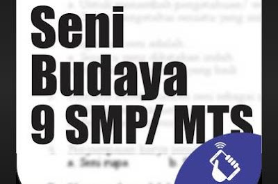Soal Latihan dan Jawaban USBN Seni Budaya SMP/MTs 2019, https://bloggoeroe.blogspot.com/