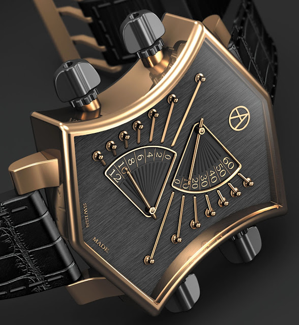 Artya Son of Sound Automatic Watch detail
