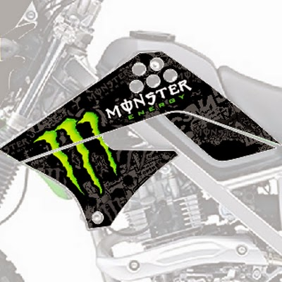 KLX Monster Energy Dark