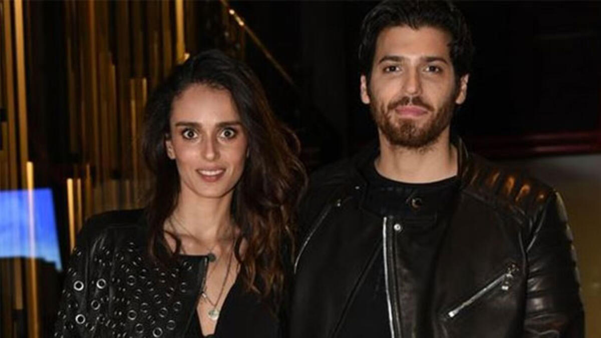 Can Yaman S Ex Girlfriend Actress Bestemsu özdemir Ignored The Ban And Entered The Market Without A Mask