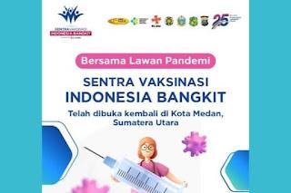 Vaksin Gratis di RSUP H. Adam Malik Medan, Ini Link Untuk Daftar xlaxiata.co.id/id/indonesiabangkit