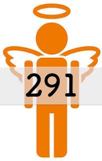 エンジェルナンバー 291
