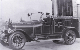 Altadena Historical Society AHS, a non-profit organization, was founded to gather, preserve, and make available information about the people, places and events that have shaped our community in the past.