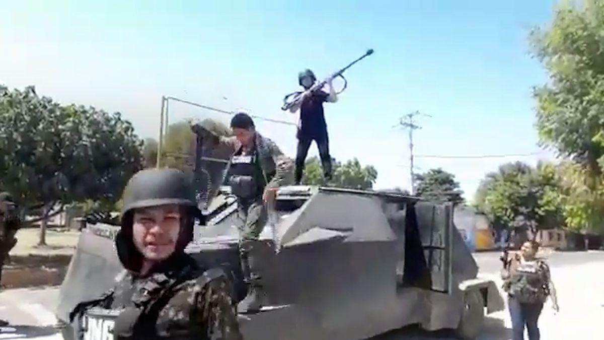 Reportaron otra balacera entre CJNG y Cárteles Unidos en Aguililla; Michoacán