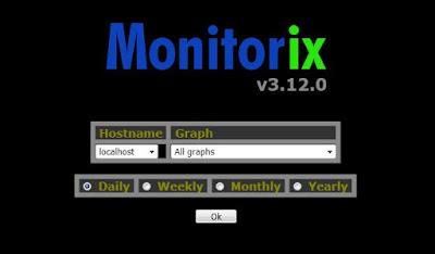 Cara Install Monitorix di Centos 8 Server