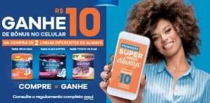 Cadastrar Promoção Always 2019 Ganhe 10 Reais Bônus Celular - Compre Ganhe