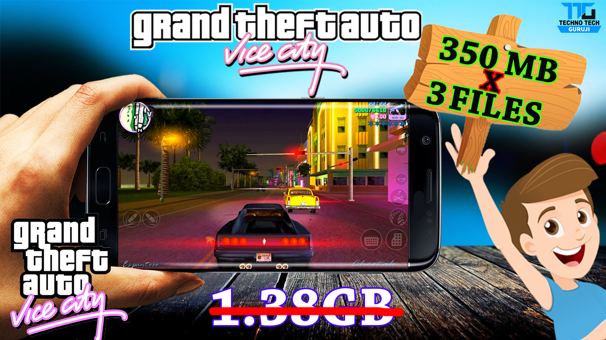 gta vice city game download for android apk data