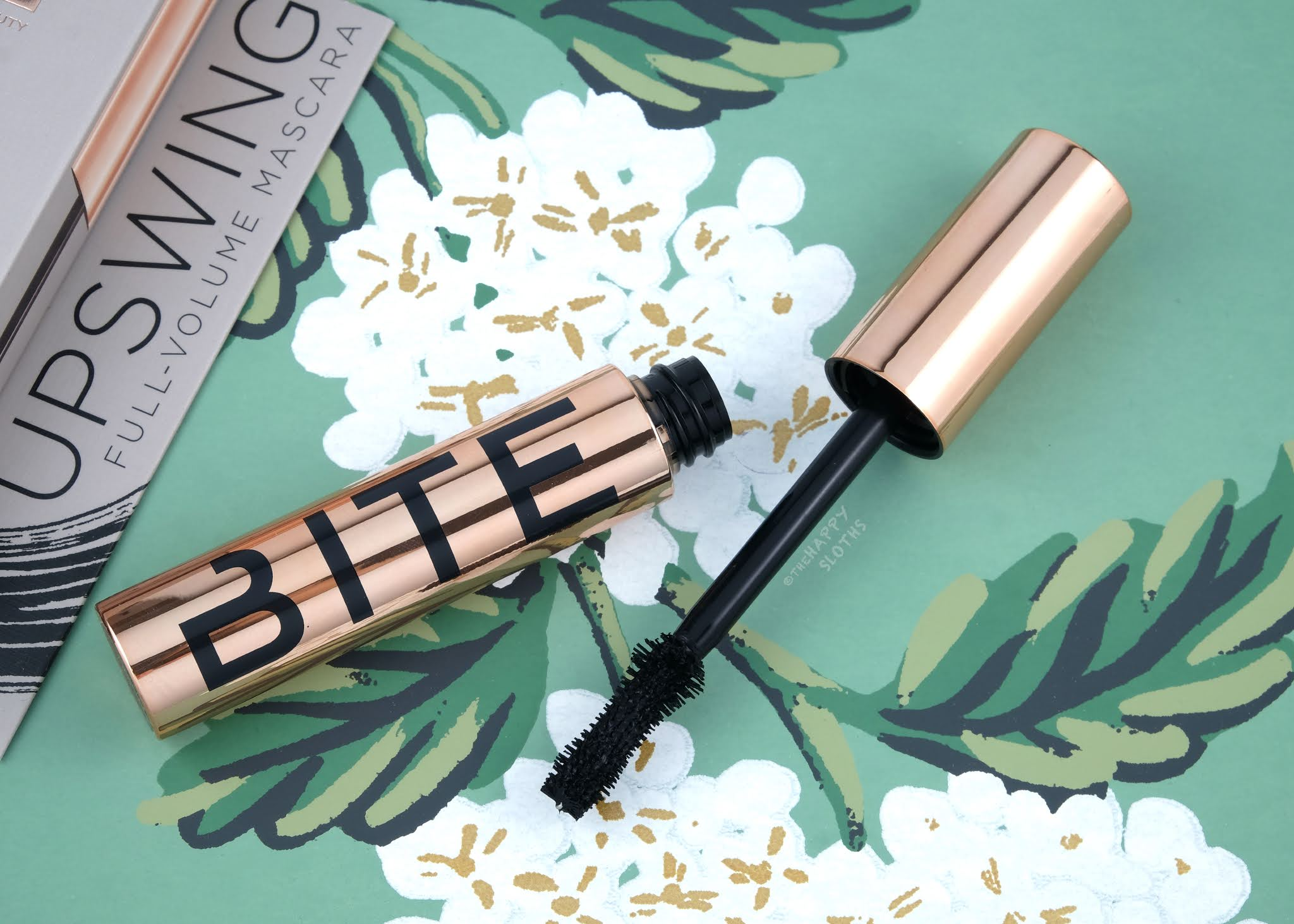 Bite Beauty | Upswing Full Volume Mascara: Review and Swatches