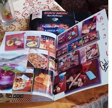 Nempah Buku Menu Seperti Majalah | Percetakan Tanjungbalai
