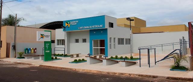 Prefeitura de Mendonça conclui obras da Academia da Saúde