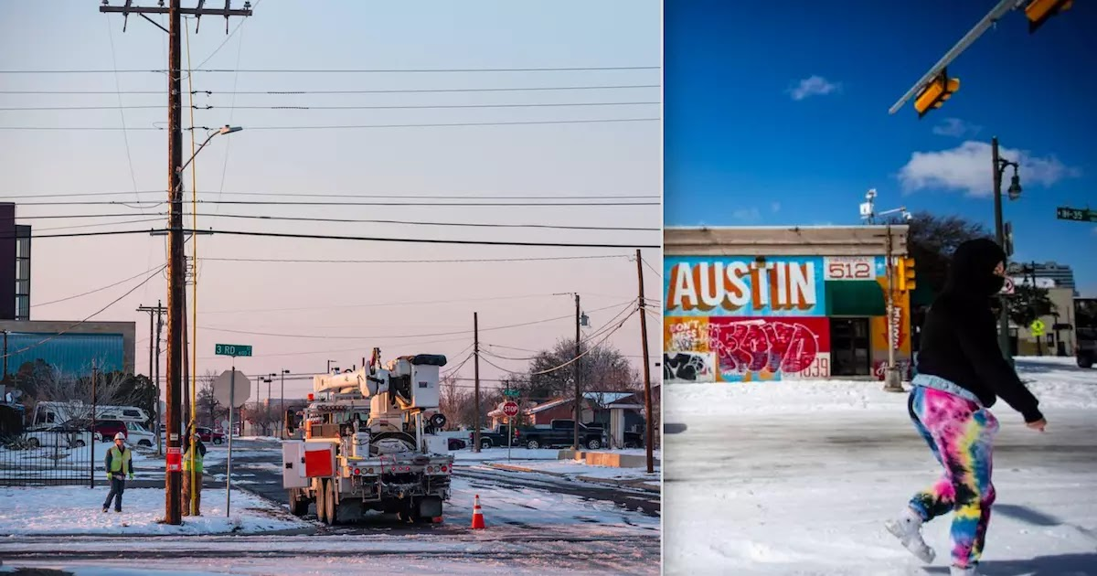 Texas Households Face Electricity Bills As High As $17,000 After Extreme Cold Weather Hits The State