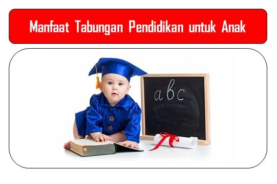Berikut Ini Manfaat Tabungan Pendidikan untuk Anak