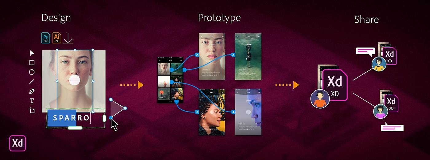 Adobe Experience Design CC 2019