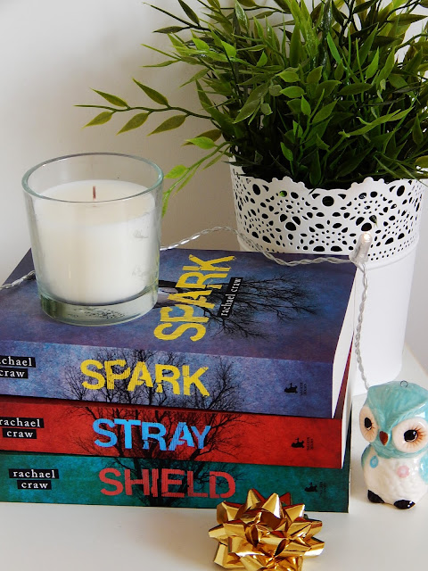 Spark Trilogy Book Review | sprinkledpages