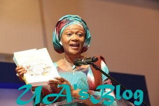 June 12: Tinubu's wife, Senator Oluremi sends message to Buhari