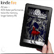 New Kindle Fire Giveaway!!!