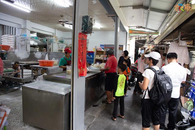 員林第一市場製麵店