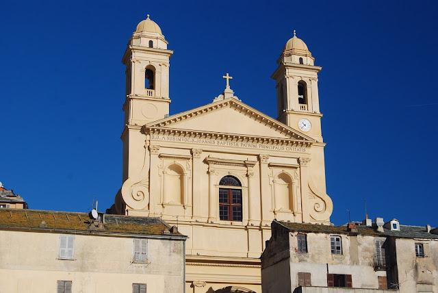 église Saint-Jean-Baptiste Bastia