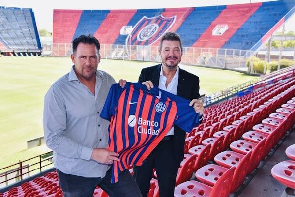 Oficial: San Lorenzo de Almagro, firma el técnico Dabove