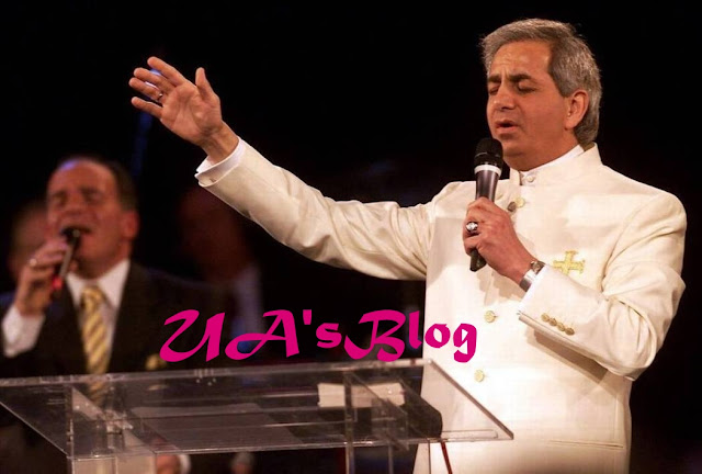 Pastor Benny Hinn labels Nigerian leadership as evil, reveals when God will shatter Islamic power [VIDEO]