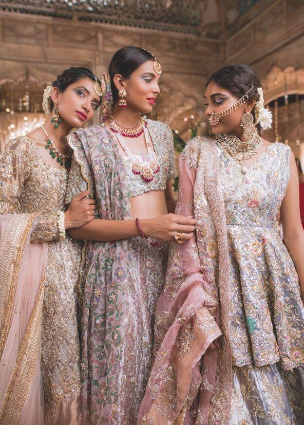 Bazeecha-E-Ishq Bridal Collection by Zainab Salman