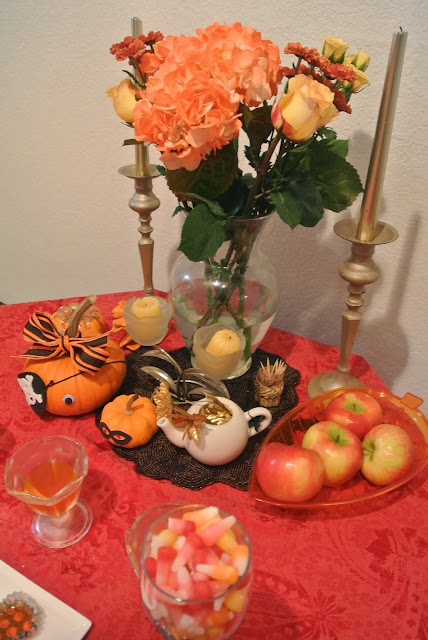 Table Decor, Party, Fall