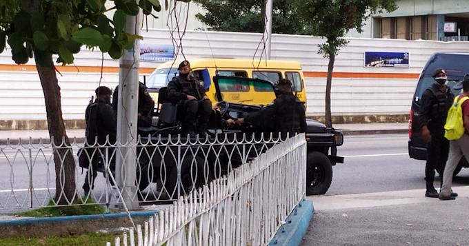 Régimen militariza El Vedado por riña tumultuaria en heladería Coppelia